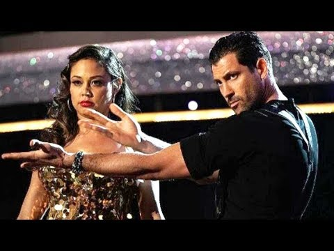 'DWTS' Drama! Will Maksim Chmerkovskiy and Vanessa Lachey Switch Partners Following Reported Feud?