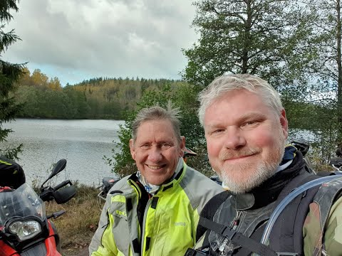 KTM 790 Adv R  - Autumn Ride - Trollgruset Rally 2019
