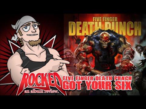 Rocked Album Review: Five Finger Death Punch – Got Your Six