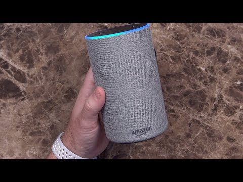 All-New Amazon Echo (2017, 2nd Generation) Unboxing and First Impressions
