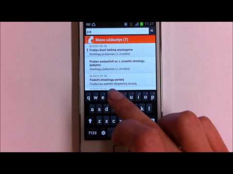 Video of DocLogix mobili darbo vieta