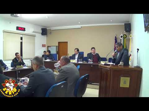 Tribuna Vereador Irineu Machado dia 22 de Agosto de 2017