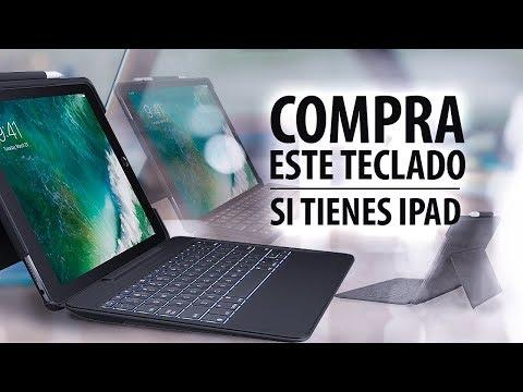 Si tienes un iPad Pro compra este teclado