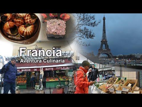 Chef Chilenos en viaje: Francia