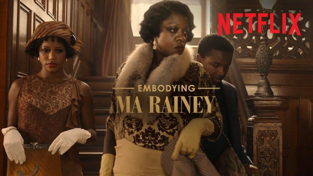 Trailer för Ma Rainey's Black Bottom
