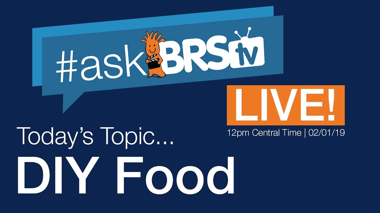 DIY fish food 101! | #AskBRStv Live w/ Ryan & Randy