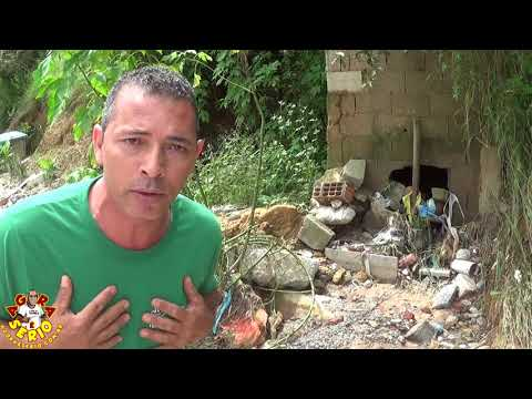 Bibi da favela do Justinos fica enlouquecido com o Trabalho Mal Feito da Prefeitura de Juquitiba na Favela do Justinos