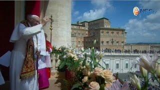 BENDICIÓN URBI ET ORBI -  Papa Francisco