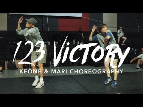 123 Victory - Kirk Franklin Ft. Pharrell | Keone & Mari Choreography | Summer Jam Dance Camp 2017 Mp3