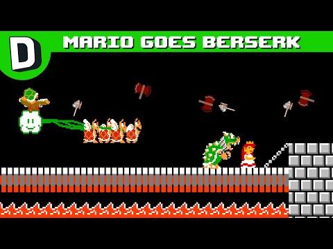 Mario se utrhnul ze řetězu