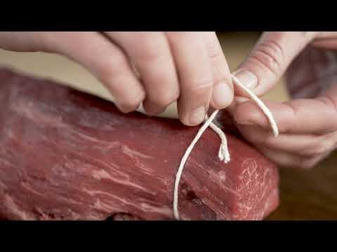Beef Tenderloin with Nichole Dailey Step 1