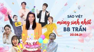 Sao Việt chúc mừng sinh nhật BB Trần