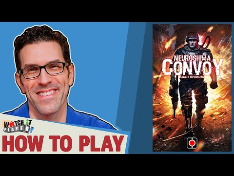 Watch It Played - Come learn NEUROSHIMA CONVOY!