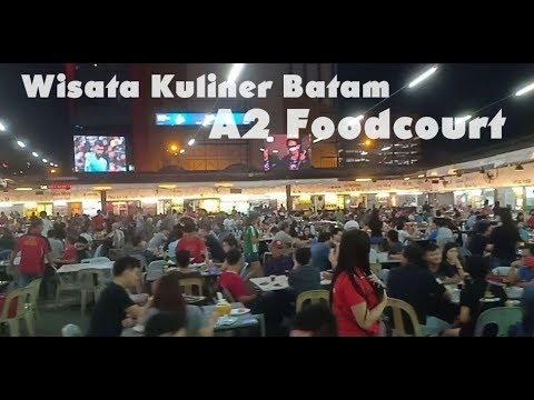 [Video] Food Court Favorit Turis di Batam