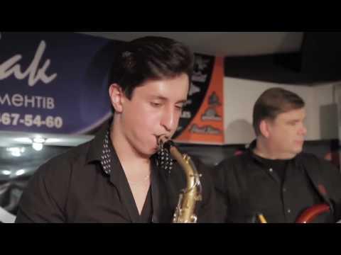 Billie Jean Kolle Kolesnikov Aleksandr saxophone