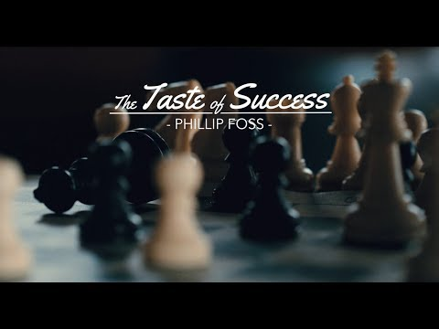 The Taste of Success - Philip Foss & Unox