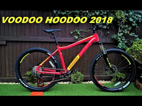 VooDoo HooDoo 2018 Mountain Bike