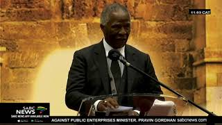 Former President Mbeki Pays Tribute To The Late Artist David Koloane