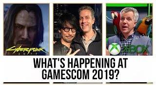 Gamescom 2019: What's Happening And What to Expect? Pretty Good Gaming Podcast #29 of 2019