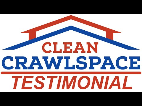 To read the full story ofJohn and Louise F having their crawl space waterproofed please visithttps://www.cleancrawlspace.com/about-us/testimonials/65537-pacific-grove-ca.html