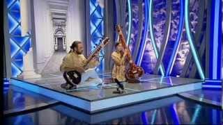 """Дуэт """"Рашми"""", Ситар и Тампура, Индийская классическая музыка, Раги"""