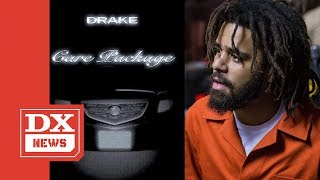"""J  Cole's Controversial """"Autistic"""" Lyric Scrubbed From Drake's """"Jodeci Freestyle"""""""