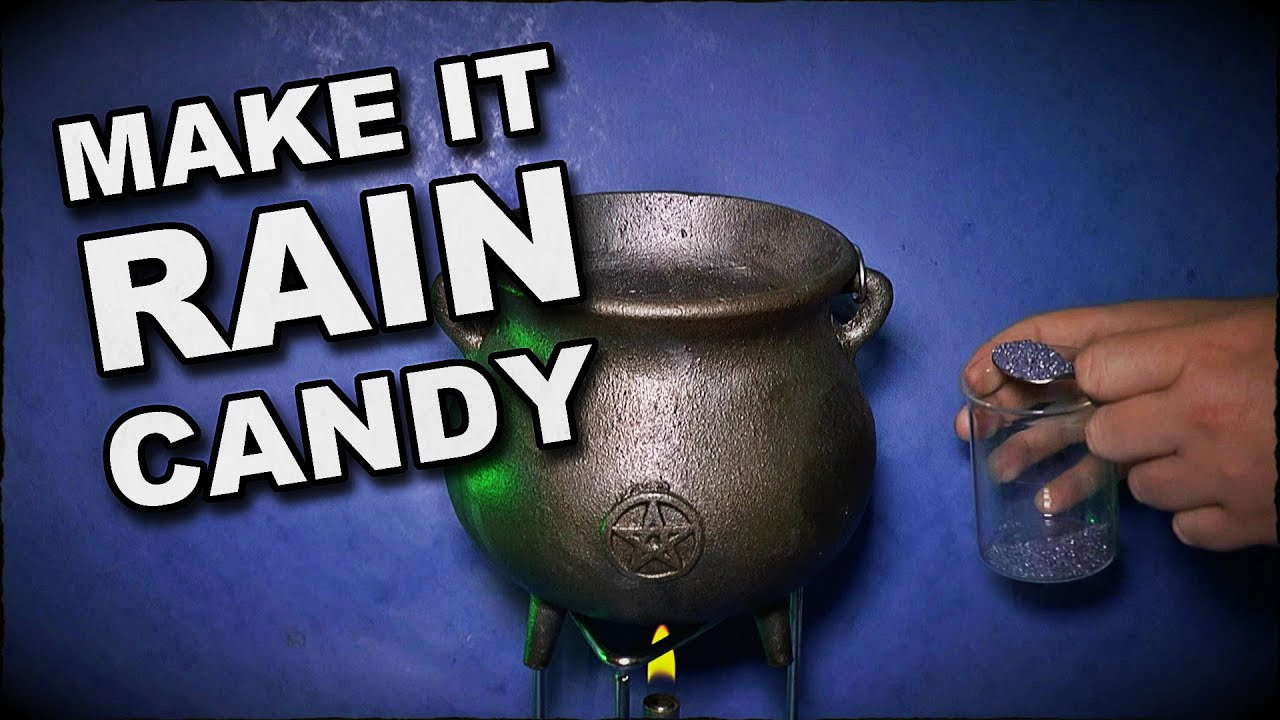 How To Make A Potion To Make It Rain Candy