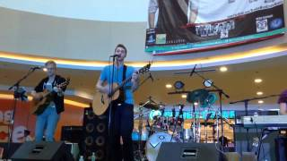 Braiden Wood Live Perfomance - Freeze Time