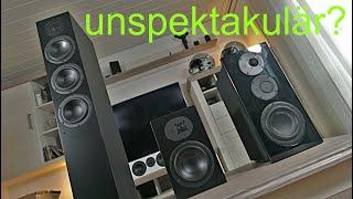 Nubert Passiv Lautsprecher im Vergleich