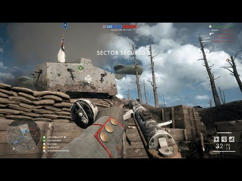 Battlefield 1: Operations Gameplay (No Commentary)