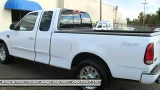 2002 FORD F-150 Alliance, OH RR650A
