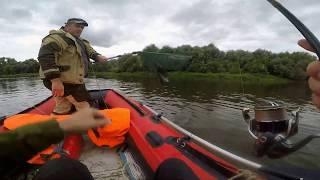 Рыбалка на оке в кашире летом