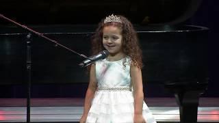 Sophie Fatu sings at National Endowment for the Arts meeting in Charleston, WV