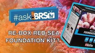 How do I fit everything back into the Red Sea Foundation Test Kit? - #AskBRStv