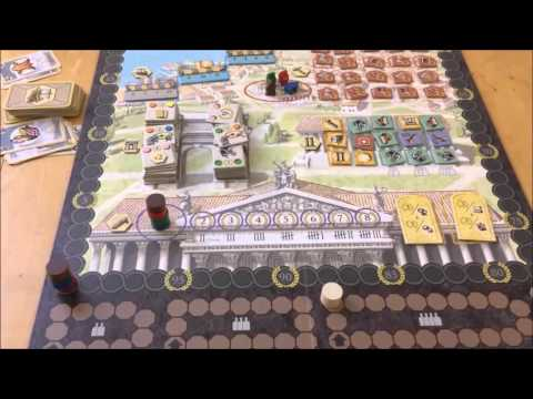 Board Game Blitz: How to Play Trajan