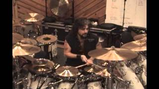 The Dark Eternal Night - Mike Portnoy (ISOLATED DRUMS)