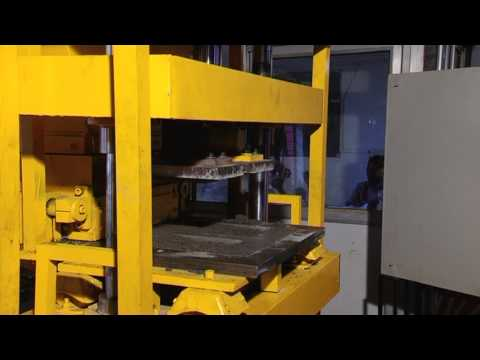 Fully Automatic Fly Ash Bricks Machine