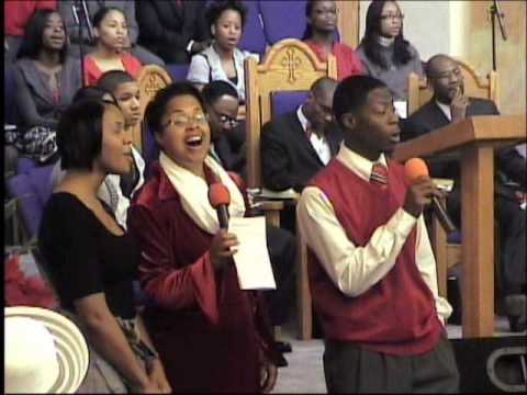 Welcome to This Place - Paula Webb - Anthony Bolden - Mount Zion SDA Church