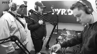 DJ Shromik B2B Logan Sama With Discarda & Manga St Hilare   The Home Studio Show   PyroRadio