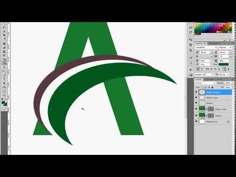 Tutorial Photoshop Cara Membuat Logo Sederhana Elegan Kaskus