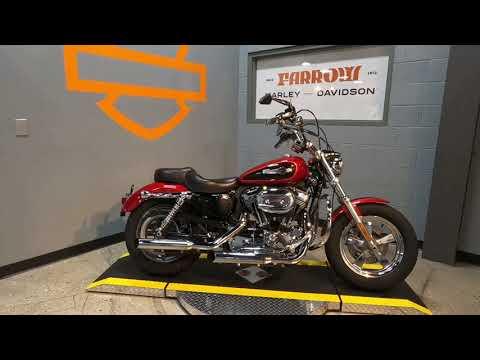 2012 Harley-Davidson 1200 Custom XL1200C