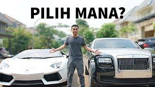 Raditya Dika Jajal Naiki 2 Mobil Mewah Raffi Ahmad, Netter: Raffi Baik Begini Kok Banyak Haters?