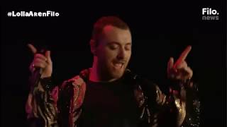 Sam Smith Promises(live At Lollapalooza Argentina 2019)