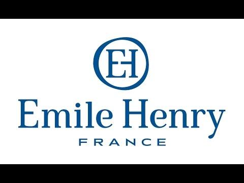 Video Emile Henry Dóza na olej, máková 2