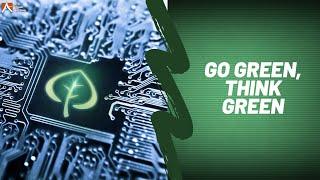 Green Computing - Go Green, Think Green