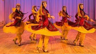 Памирский танец. Балет Игоря Моисеева.