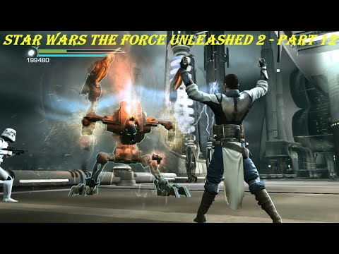 STAR WARS The Force Unleashed 2 - Part 12