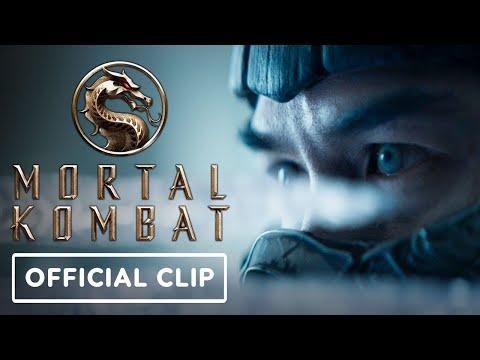 Mortal Kombat (Clip 'Scorpion vs. Sub-Zero')