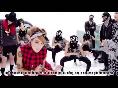 MV mới của CL - gà nhà YG, đúng chất rap