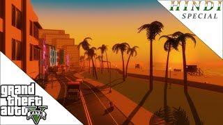 GTA 5 VISITING VICE CITY HINDI